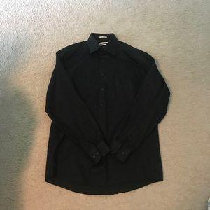 Other - Men's black dress shirt
